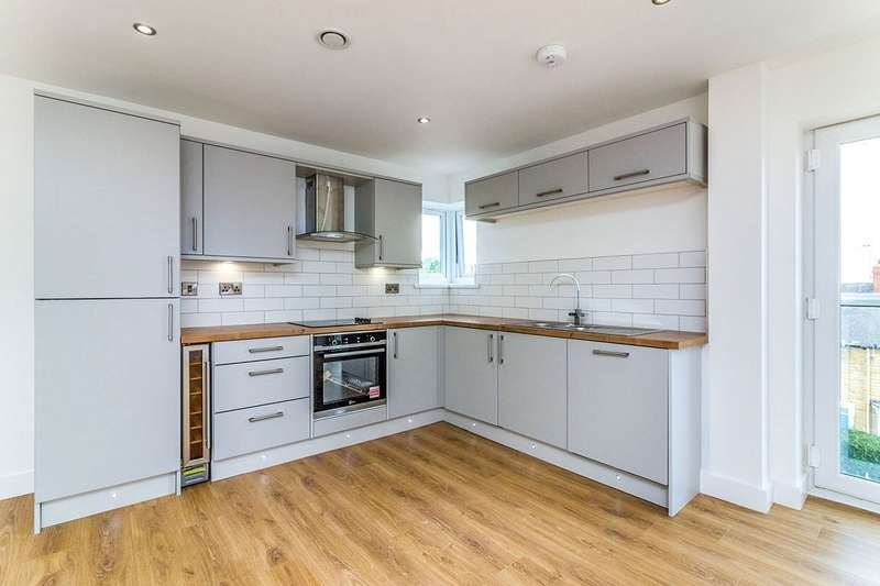 3 Bedrooms Apartment Flat for sale in Parkview, 14 Fitzalan Road, Sheffield, South Yorkshire, S13