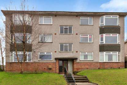2 Bedrooms Flat for sale in Tankerland Road, Glasgow, Lanarkshire