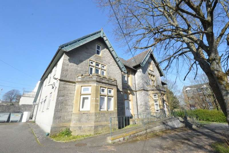 8 Bedrooms Detached House for rent in Whitefield Terrace Greenbank Road, Plymouth, PL4