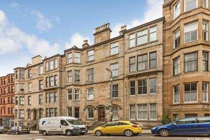 3 Bedrooms Flat for sale in Vinicombe Street, Hillhead