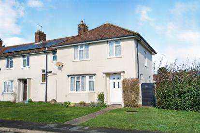 3 Bedrooms End Of Terrace House for sale in Mansbridge, Southampton, Hampshire