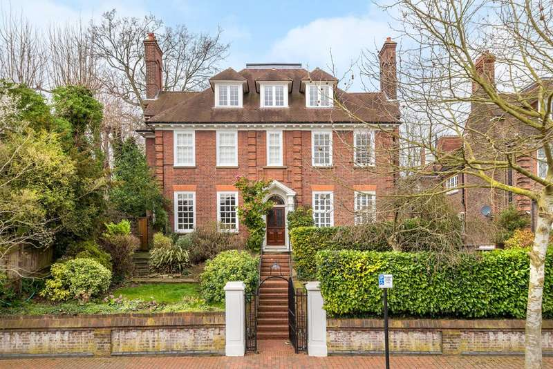 4 Bedrooms Flat for sale in Templewood Avenue, Hampstead, NW3