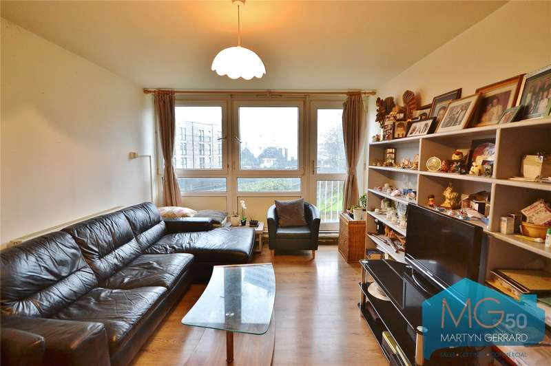 2 Bedrooms Apartment Flat for sale in Barrington Close, Kentish Town, London, NW5