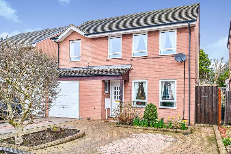 4 Bedrooms Detached House for sale in Moorville Drive South, Carlisle, CA3