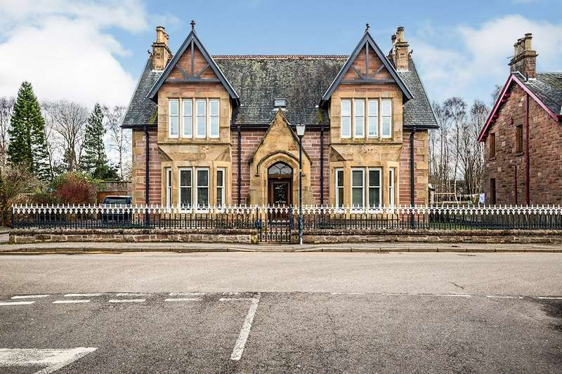 4 Bedrooms Detached House for sale in 8 Achany Road, IV15