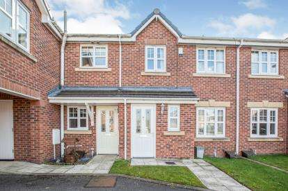 3 Bedrooms Terraced House for sale in New Inn Close, Buckshaw Village, Chorley, Lancashire, PR7