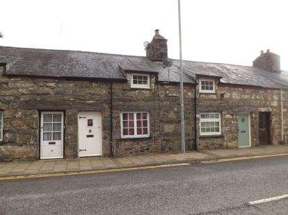 2 Bedrooms Terraced House for sale in Dublin Street, Tremadog, Porthmadog, Gwynedd, LL49