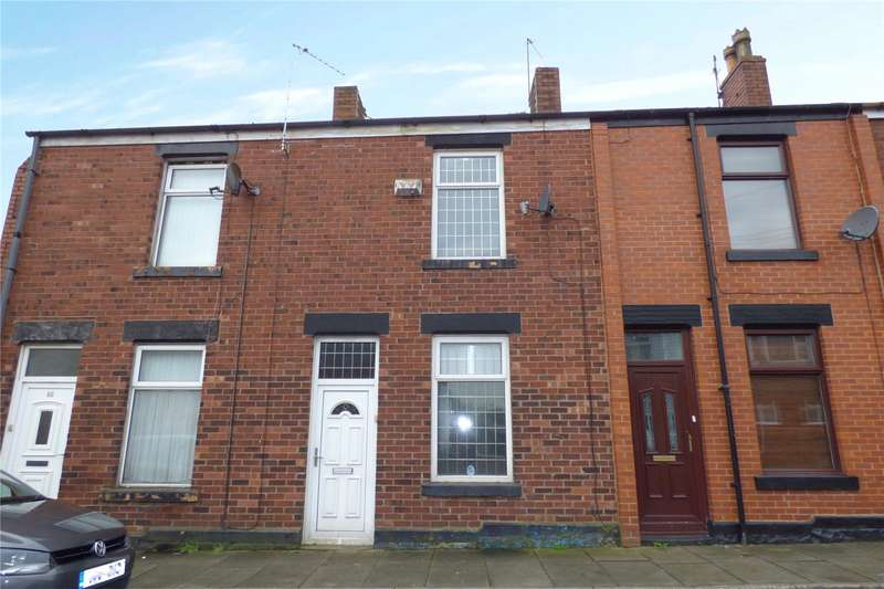 2 Bedrooms Terraced House for sale in Gregge Street, Heywood, Greater Manchester, OL10