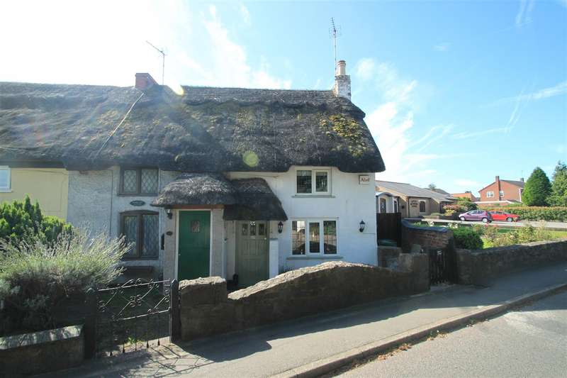 2 Bedrooms Cottage House for sale in Leicester Road, Sapcote