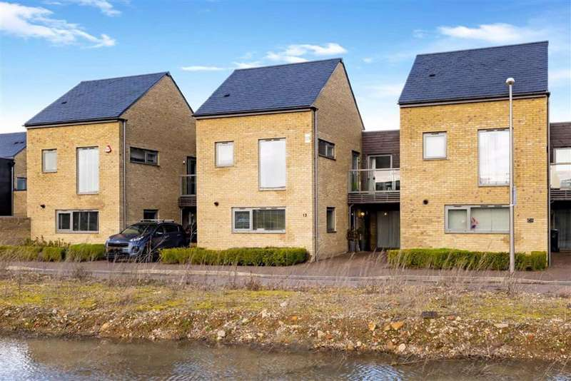 4 Bedrooms Link Detached House for sale in Roundhouse Way, Newhall, Harlow