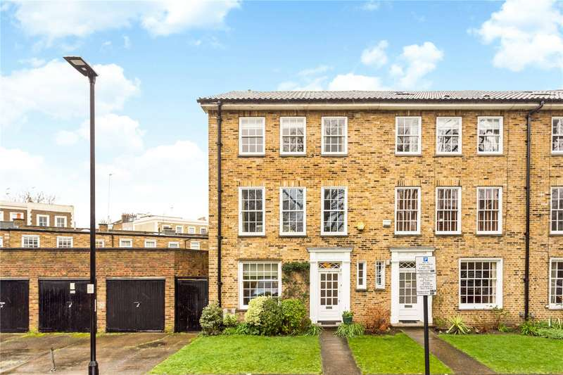 4 Bedrooms Mews House for sale in Alwyne Square, London, N1