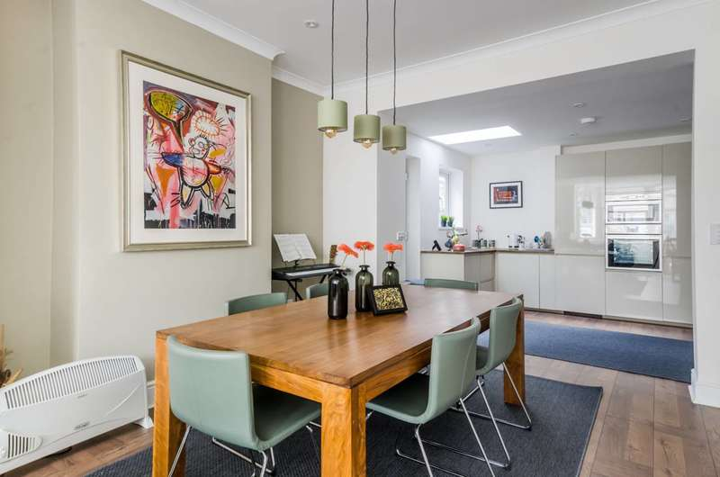 6 Bedrooms Semi Detached House for sale in Norbury Court Road, Norbury, SW16