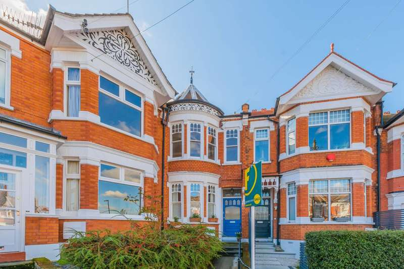 2 Bedrooms Flat for sale in Clyde Road, Alexandra Park, N22