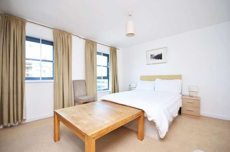 2 Bedrooms Flat for sale in Zenith Building, Limehouse, E14
