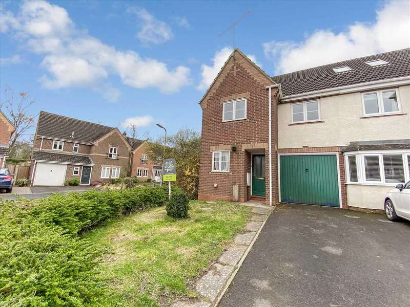 3 Bedrooms End Of Terrace House for sale in Kingfishers, Shipton Bellinger