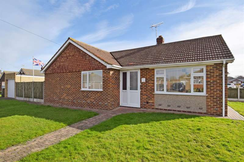 3 Bedrooms Detached Bungalow for sale in Michelle Gardens, Garlinge, Margate