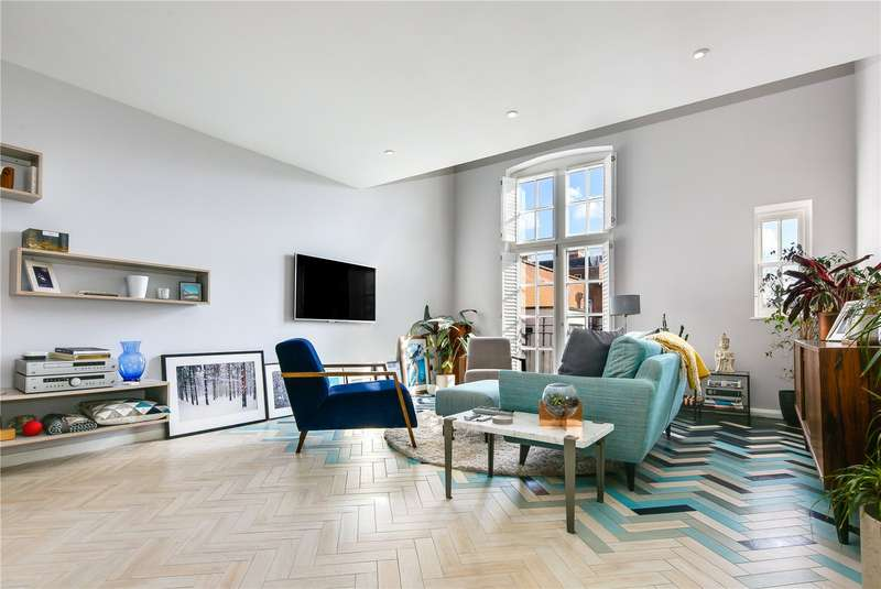1 Bedroom Flat for sale in Bath House, 25 Dunbridge Street, London, E2