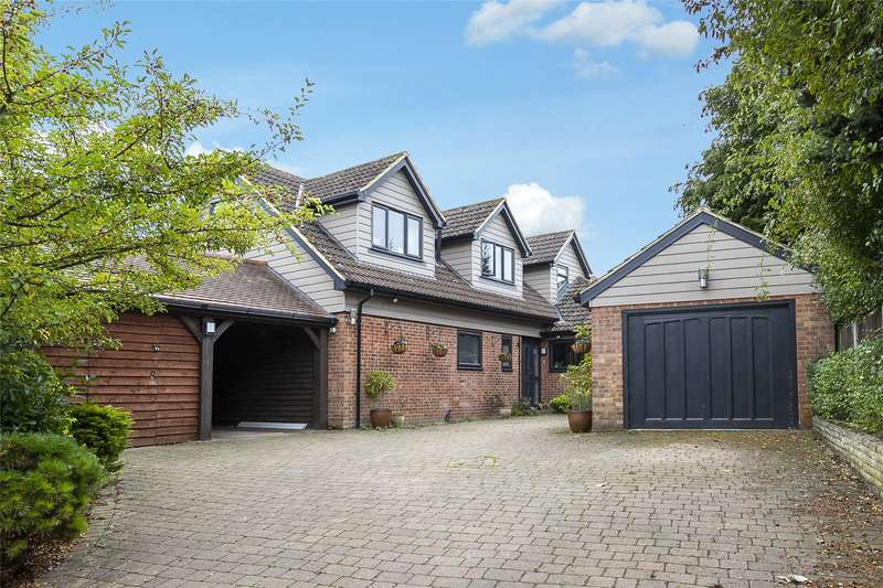 4 Bedrooms Detached House for sale in Ongar Road, Fyfield, Ongar, Essex, CM5
