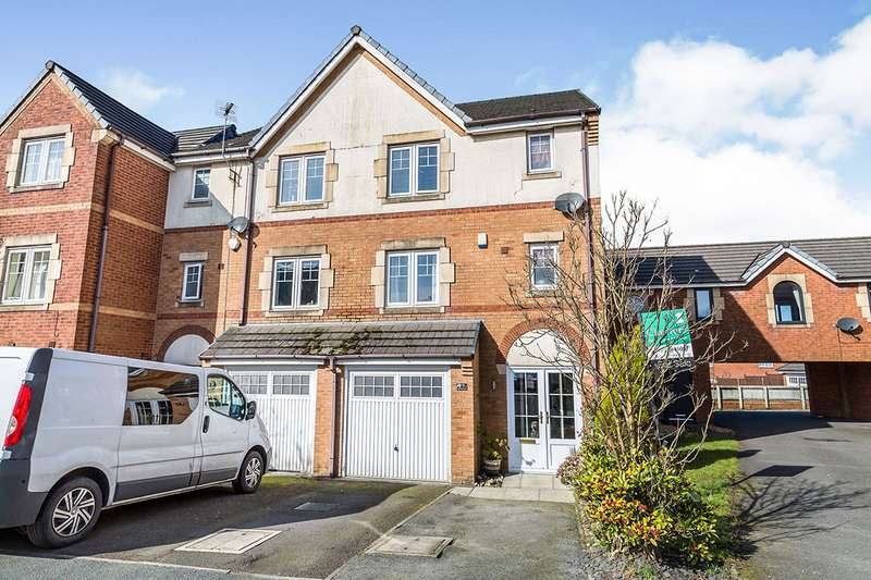 4 Bedrooms End Of Terrace House for sale in Field Rose Court, Adlington, Chorley, Lancashire, PR6