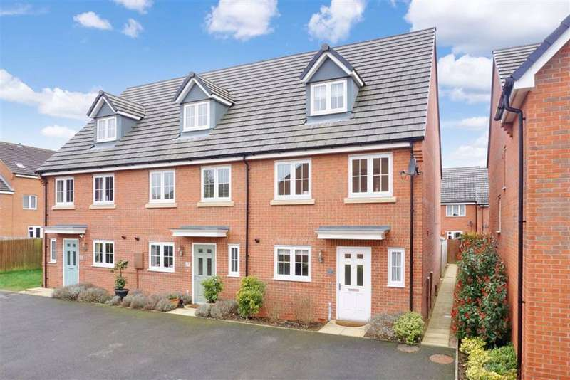4 Bedrooms Town House for sale in Bradford Street, Market Harborough