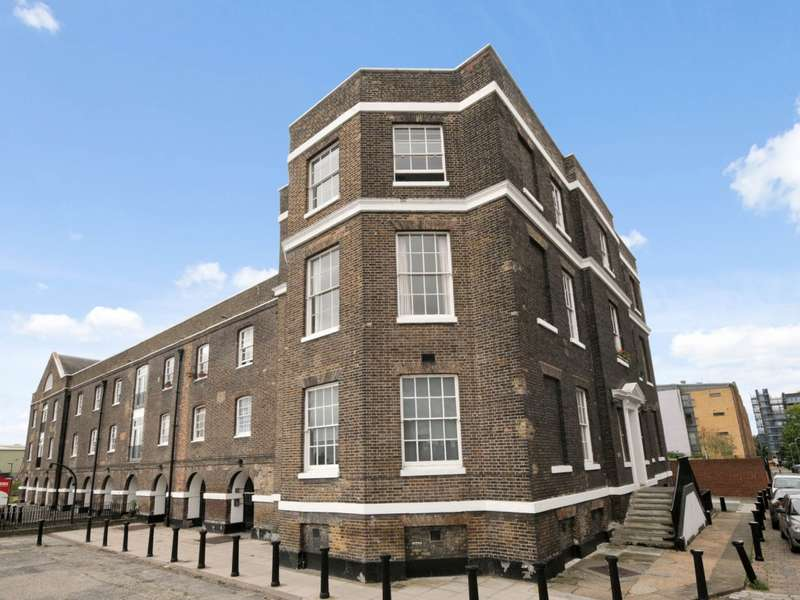 1 Bedroom Flat for sale in Foreshore, Deptford SE8