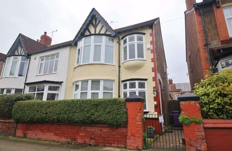 3 Bedrooms Property for sale in Calderstones Road, Liverpool