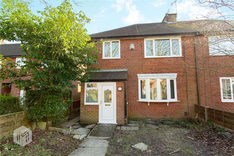 3 Bedrooms Semi Detached House for sale in Ennerdale Grove, Farnworth, Bolton, Greater Manchester, BL4