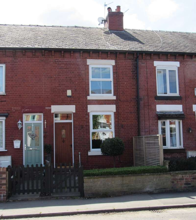 2 Bedrooms Terraced House for sale in Church Road, Manchester