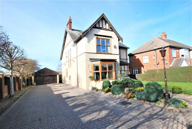 4 Bedrooms Detached House for sale in Sunderland Road, South Shields