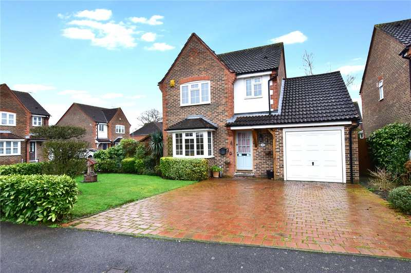 3 Bedrooms Detached House for sale in Williamson Way, Rickmansworth, Herts, WD3