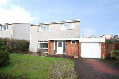 4 Bedrooms Detached House for sale in Blair Drive, Milton of Campsie, Glasgow, East Dunbartonshire