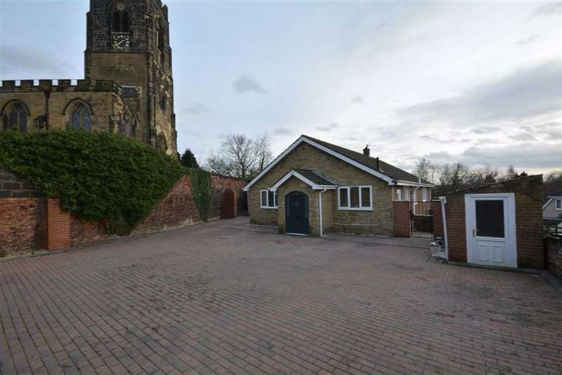 3 Bedrooms Semi Detached Bungalow for sale in Church Street, Brotherton, Knottingley, WF11