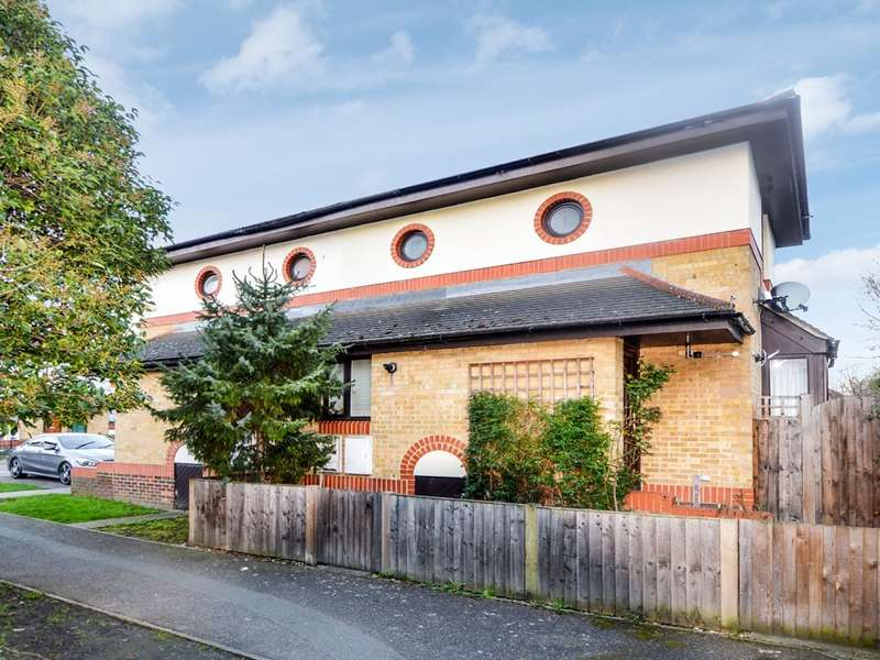 1 Bedroom End Of Terrace House for sale in Oxley Close, South Bermondsey SE1