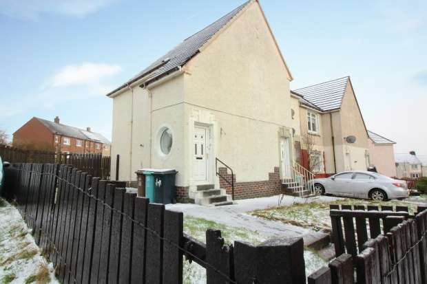 2 Bedrooms Apartment Flat for sale in Thorndean Avenue, Bellshill, Lanarkshire, ML4 2LH