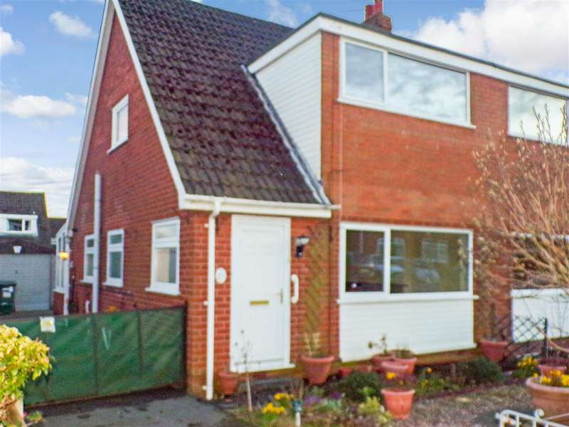3 Bedrooms Semi Detached House for sale in Cedar Avenue, Euxton, Chorley