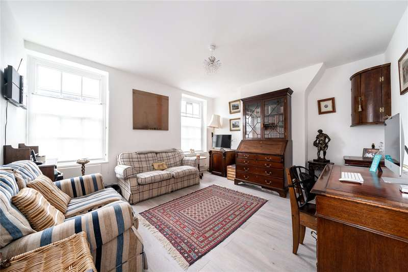 3 Bedrooms Flat for sale in Tadema House, Penfold Street, London, NW8