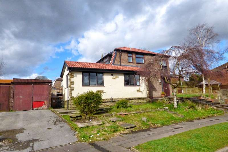 3 Bedrooms Semi Detached House for sale in Shawclough Way, Shawclough, Rochdale, Greater Manchester, OL12
