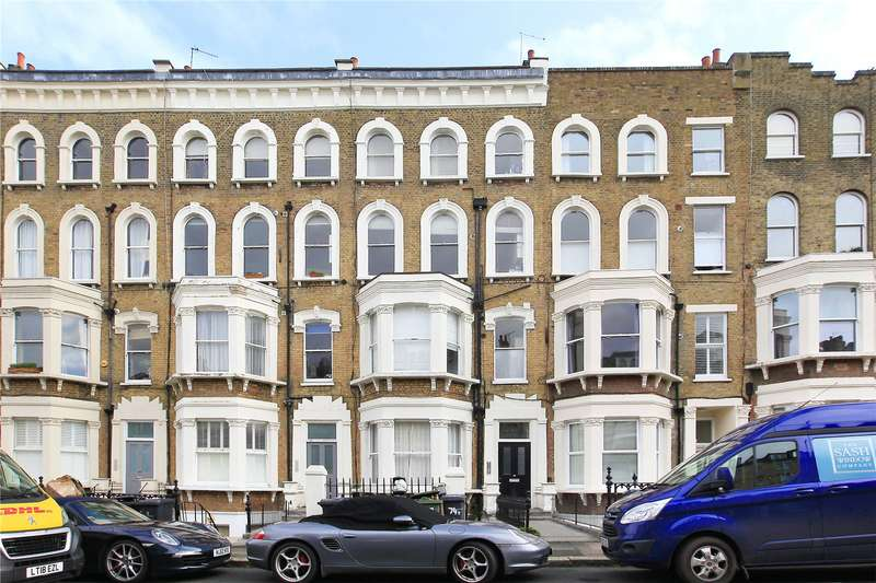 2 Bedrooms Flat for sale in The Chase, Clapham, London, SW4