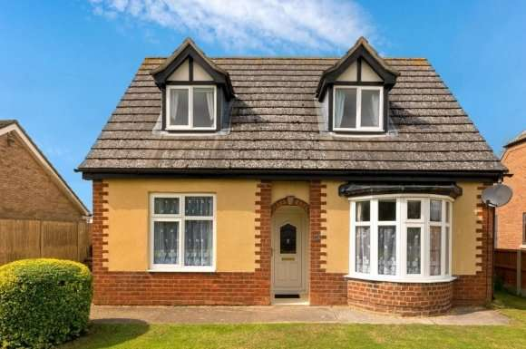 4 Bedrooms Detached House for sale in Hale Road, Heckington, Sleaford