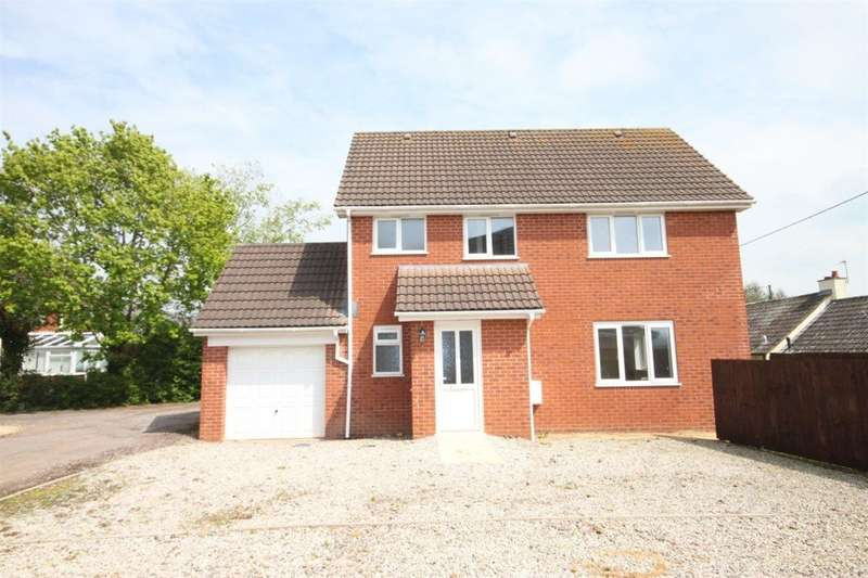 4 Bedrooms Property for sale in Shortlands Lane, Cullompton