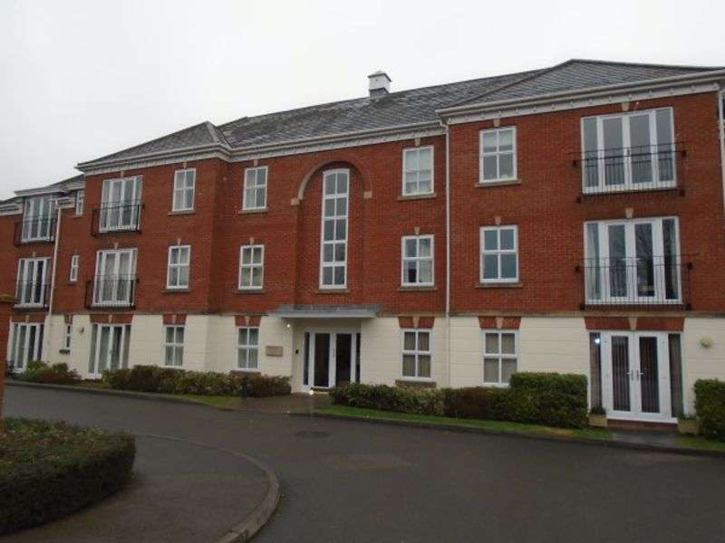 2 Bedrooms Property for sale in Bosworth House Priory Walk, Hinckley
