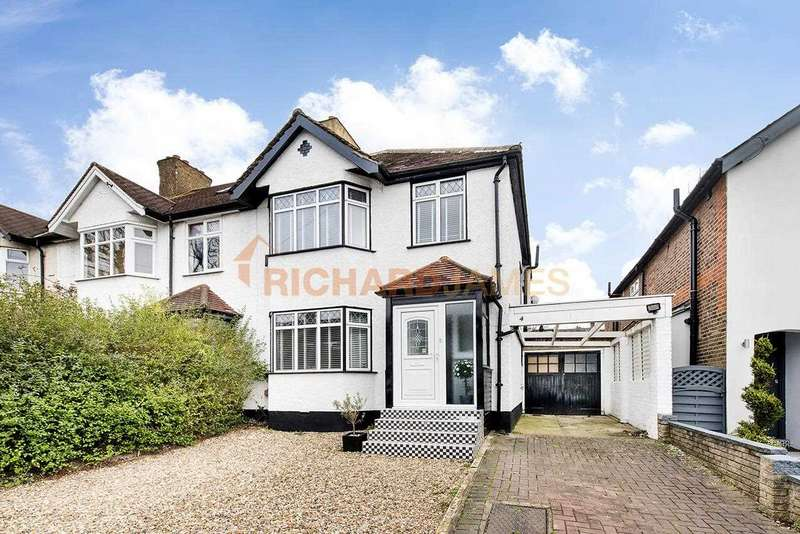 Property for sale in Marion Road, London, NW7