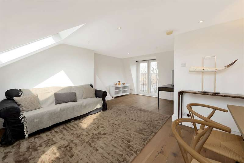 3 Bedrooms Maisonette Flat for sale in Glycena Road, London, SW11