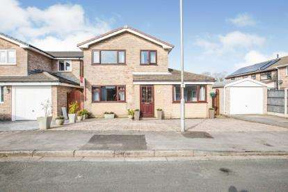 4 Bedrooms Detached House for sale in Willow Drive, Charnock Richard, Chorley, Lancashire