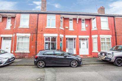 3 Bedrooms Terraced House for sale in Wallace Avenue, Manchester, Greater Manchester, Uk