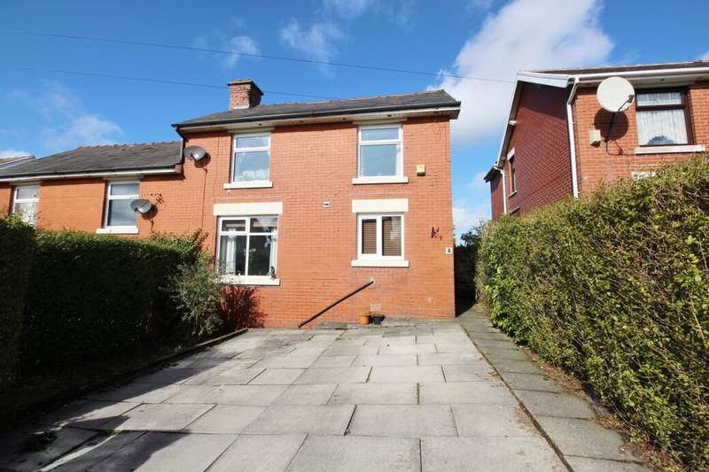 3 Bedrooms Semi Detached House for sale in Avallon Way, Darwen, BB3