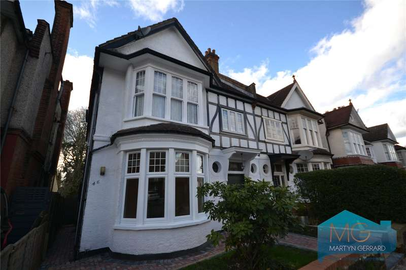 2 Bedrooms Maisonette Flat for sale in Avondale Avenue, North Finchley, London, N12