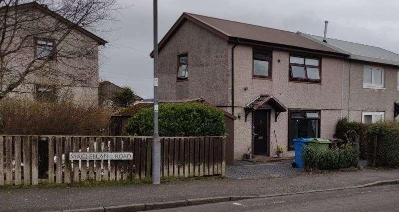 3 Bedrooms Property for sale in Maclellan Road, Glasgow