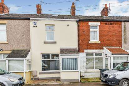 2 Bedrooms Terraced House for sale in St. Johns Terrace, Morecambe, Lancashire, United Kingdom, LA3