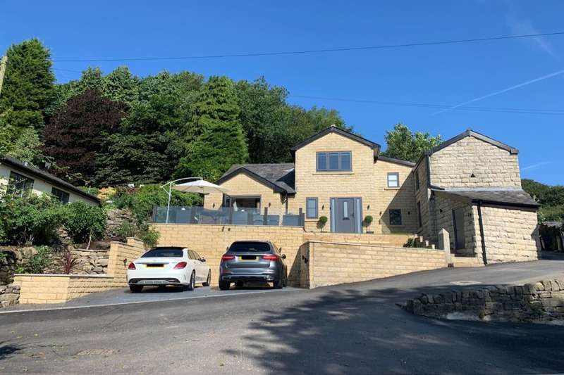 3 Bedrooms Detached House for sale in Foot O Th Rake, Ramsbottom, Bury, BL0